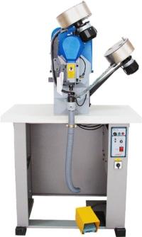 Automatyczna przemysłowa oczkarka do banerów - ABA Plus