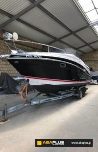 Oklejanie łodzi folią zabezpieczającą ABA Plus