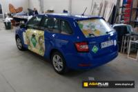 Oklejanie samochodu ABA PLUS