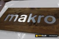 Makro - Frezowanie w drewnie ABA Plus